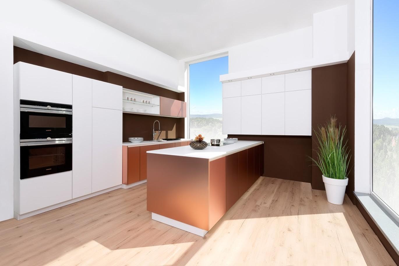 German Mueller Kitchen Copper Kitchen Gaggenau Neff